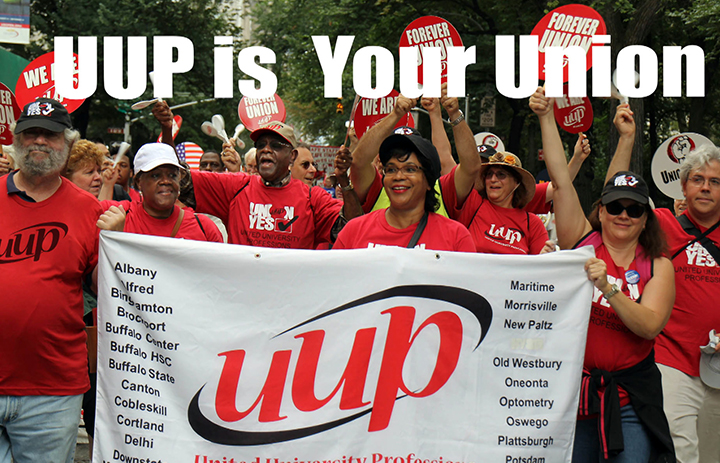 We are UUP!