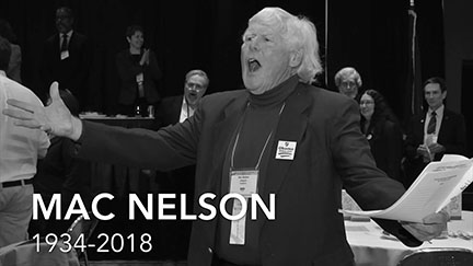 Mac Nelson: A UUP tribute